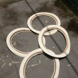 White wall ring 13 buat mbl retro