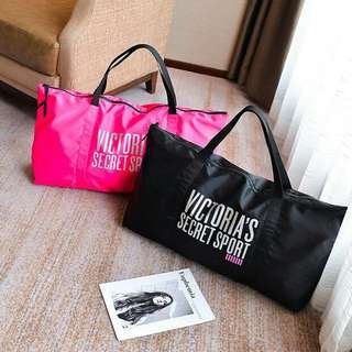 Authentic Victoria's Secret Nylon  Bag