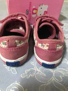 Authentic hello kitty Keds shoes