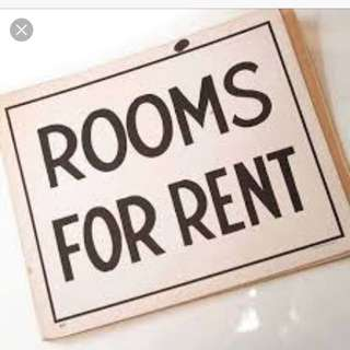 Room for rent $590 central