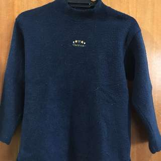Oshkosh Blue Sweater
