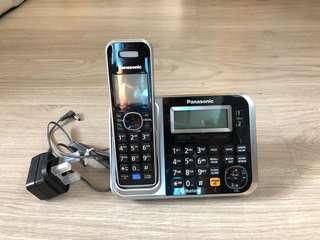 Panasonic室內無線電話
