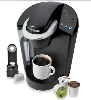 kuerig coffee pod coffee maker