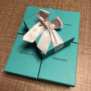 Tiffany Box - 5 total