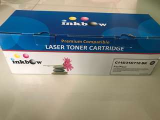 Canon laser printer cartridge