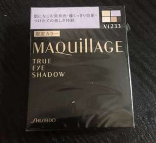 BNIB Shiseido - Maquillage True Eye Shadow