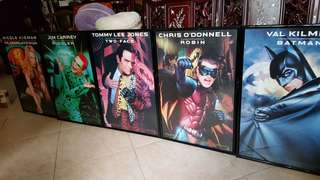 Batman & Robin pictures set