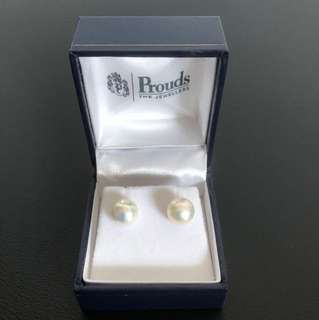 Brand New pearl earrings