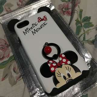 Mickey Mouse Hard Case w/ ring