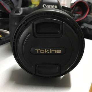 Tokina 11-16mm f/2.8 AT-X 116 PRO DX II (Canon)