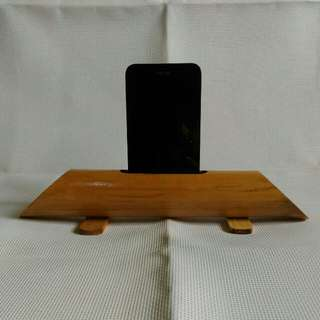 Bamboo Sound Booster