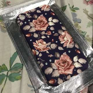 Glow in the dark floral case