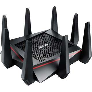 Network / Router Configuration / Wireless Config