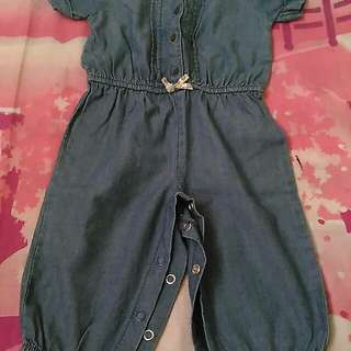 Jumpsuit denim (titipan)