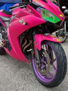 Tayar corsa r93 r25 z250 cbr 250 blade 250 y15 rs150