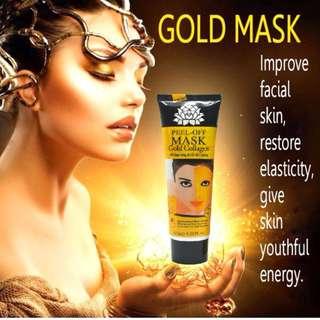 Collagen Gold Mask - Peel Off