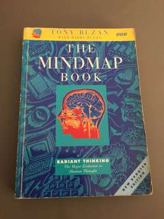 The Mindmap Book By Tony Buzan With Barry Buzan