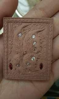 Thepbin butterfly amulet kruba krisanna