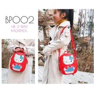 HK 3-Way Backpack