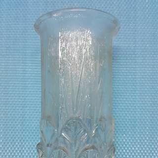 舊 座枱 花樽 小 花瓶   W-63