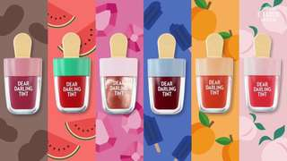 Dear Darling Ice Cream Water Gel Lip Tint