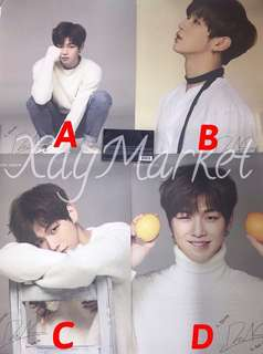 [READY STOCK] Kang Daniel x Think Nature Bromide