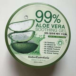 99% Aloe Vera Soothing Gel