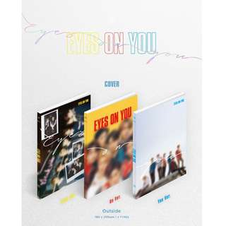 [FAST G.O] GOT7 Mini Album: Eyes On You