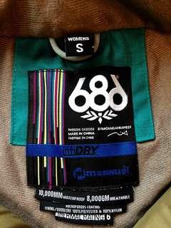 686 Snowboard Pant 滑雪褲