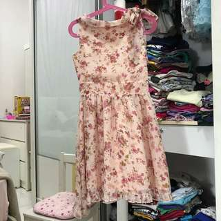 Sommerset bay dress for 3-4 years