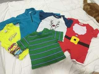 Boys T-shirt @ Shirt