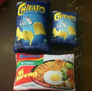 Bantal Snack Jumbo