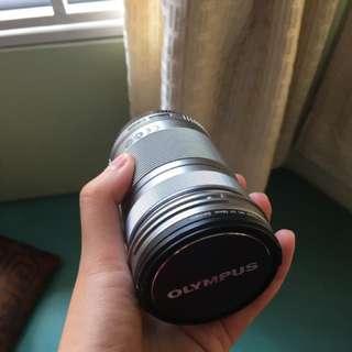 Olympus zoom in lens
