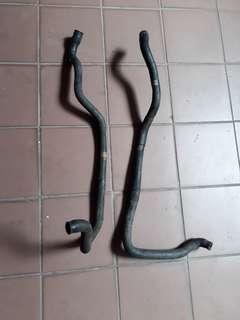 Gilera coolant hose