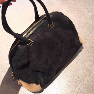 ❤️Sergio Rossi ❤️Shearlings Handbag