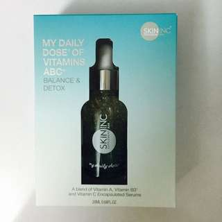 Skin Inc My Daily Dose Of Vitamins ABC+ 20ml