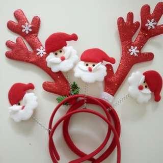 Christmas Deco headbands