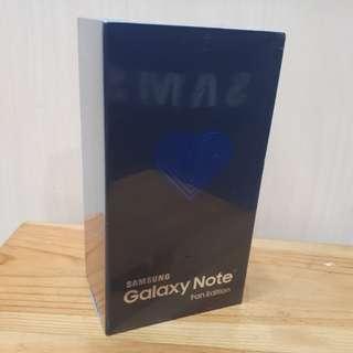 Samsung Note FE Bisa Kredit Free Sandisk 16GB