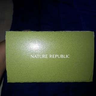 Nature Republice Mild Cotton Wipes