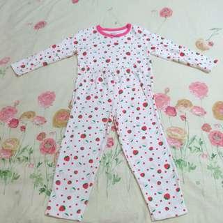 🌸麗嬰房100%棉套裝4歲