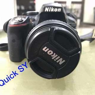 Nikon D5300 for sale 📸