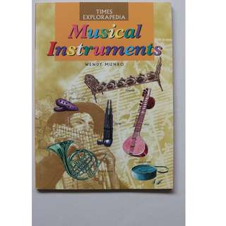 TIMES EXPLORAPEDIA : Musical Instruments