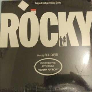 全新 Rocky 1 LP 黑膠碟 唱片