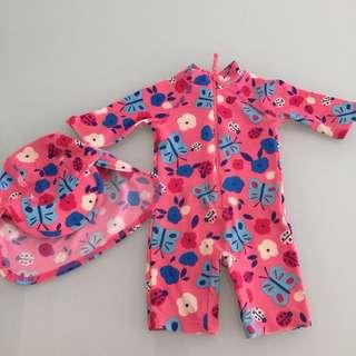 Baby Swimsuit / swimwear