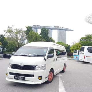 13 Seater Maxicab for Hire