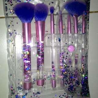 Glitter Brush Set 7pcs