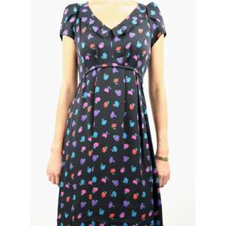 Marc by Marc Jacobs SILK Pansy Dress