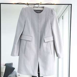 Zara coat small