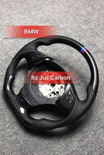 BMW 3 series Carbon steering