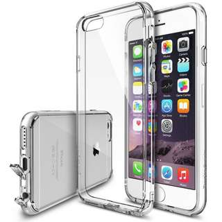 iPhone 6S/6 Ringke Fusion Clear Casing